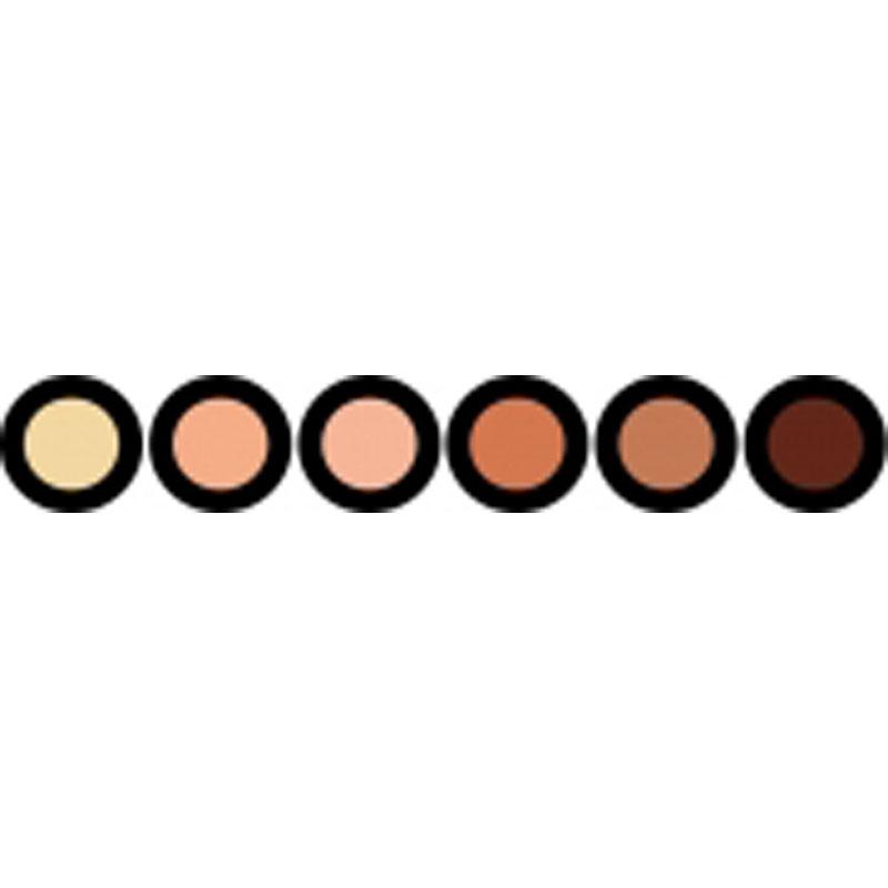 HiLite & Contour Palette 6-Color Palette